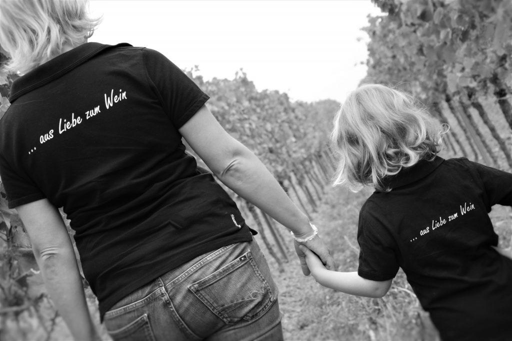 """""""Aus Liebe zum Wein"""" ist das Motto des Neuspergerhofs"""