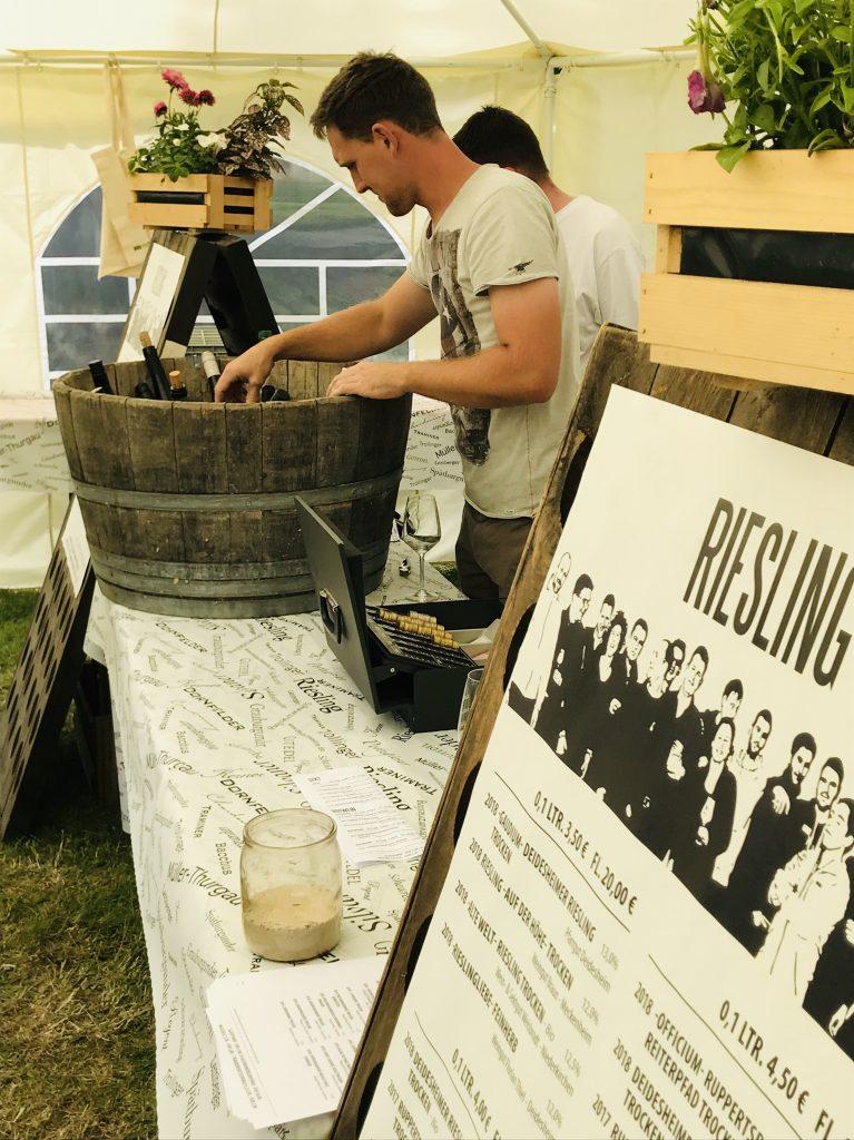 Deidesheim Achtelmeile Winechanges Riesling